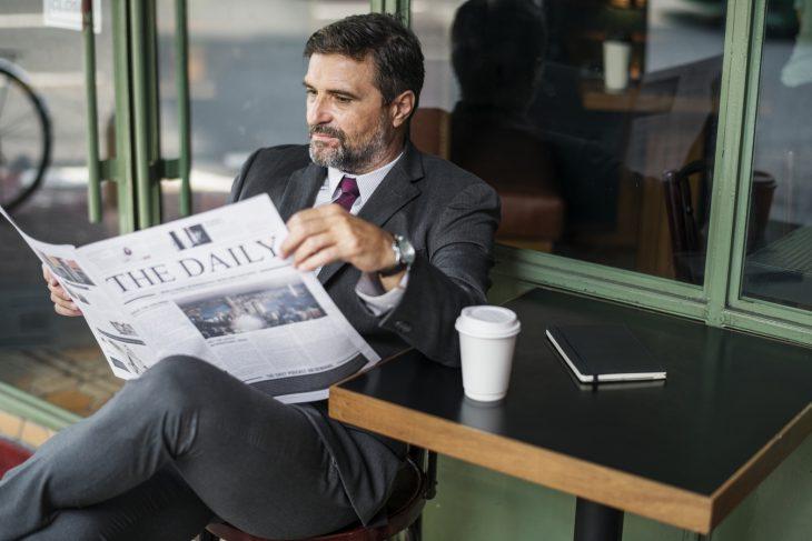 One more news reading habit